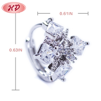 timepieces, jewelry, eyewear Wholesale china crystal wholesale cz stud earrings pets