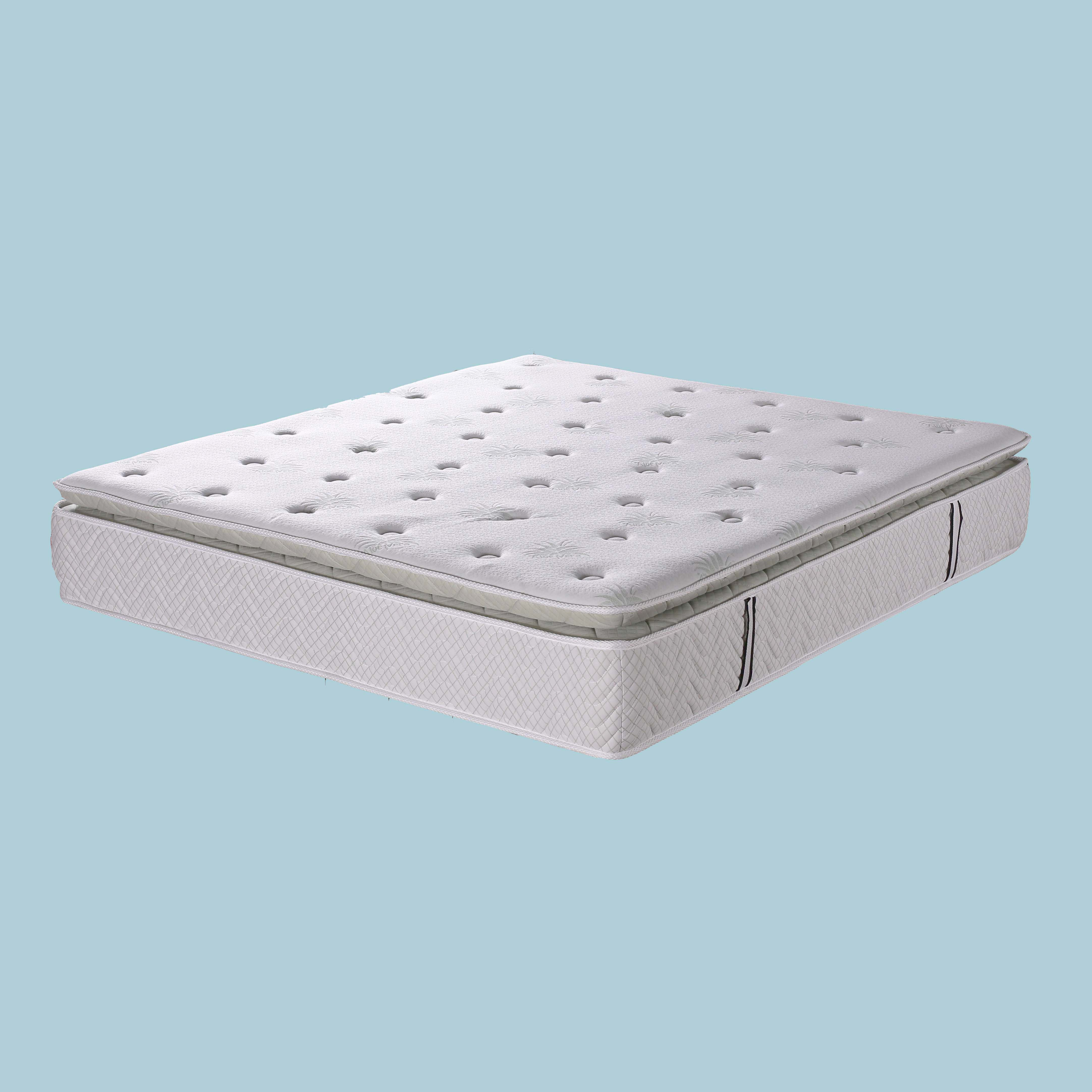 Luxury 5 star Hotel mattress pocket spring mattresses soft and comfortable gel memory foam matelas - Jozy Mattress | Jozy.net