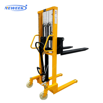 NEWEEK lifter forklift made in China electric pallet stacker