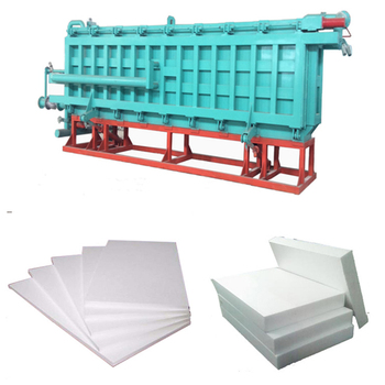eps styrofoam polystyrene sheet molding production line machine