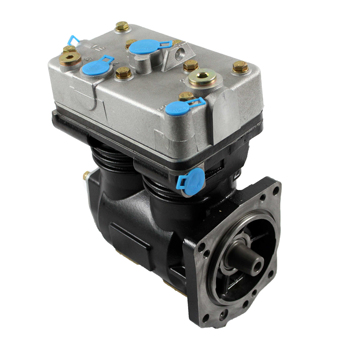 LP4964  571286 1132687 1470303 truck spare parts twin cylinder auto compressor for SCANIA engine