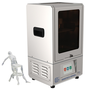 Oem Mars migo resin castable 3d dental printer LCD anycube photon s 3d wax enclosed 3d machine medical steel dlp 3d printer