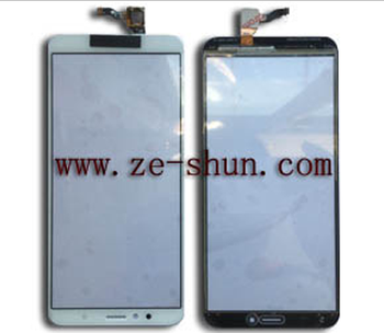 replacement touchscreen for Huawei Y6 2018 White