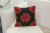 2020 Hot Sale Christmas Series Decorative Pillows for Room Couch Pillow Cases Red Black Green