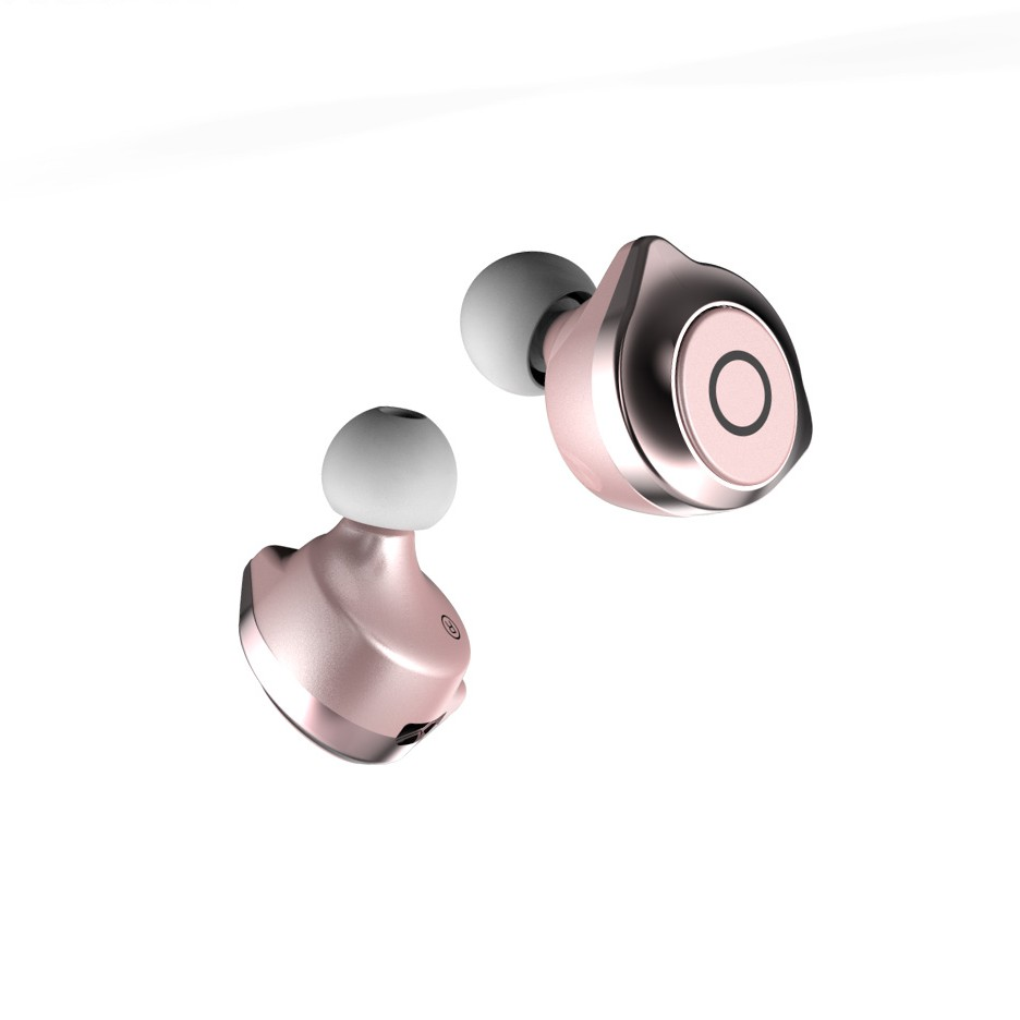 <strong>D10</strong> No flash design Comfortable and fit auricle Hidden in-ear design earphone