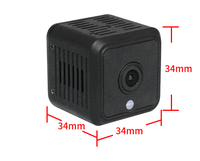 Fast Shipping New Design Security System Mini Cctv Wireless Wifi Spy Hidden Camera