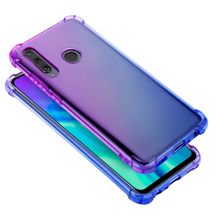 XINGE Amazon Hot Gradient Color Slim Thin Mobile Phone Case For Huawei Honor 10I 20I <strong>P</strong> Smart Plus 2019 Case