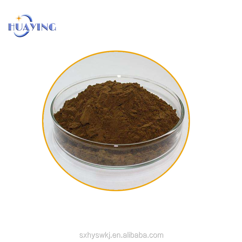 Natural plant extracts prepared fallopia multiflora extract Polygoni Multiflori Extract with discount price