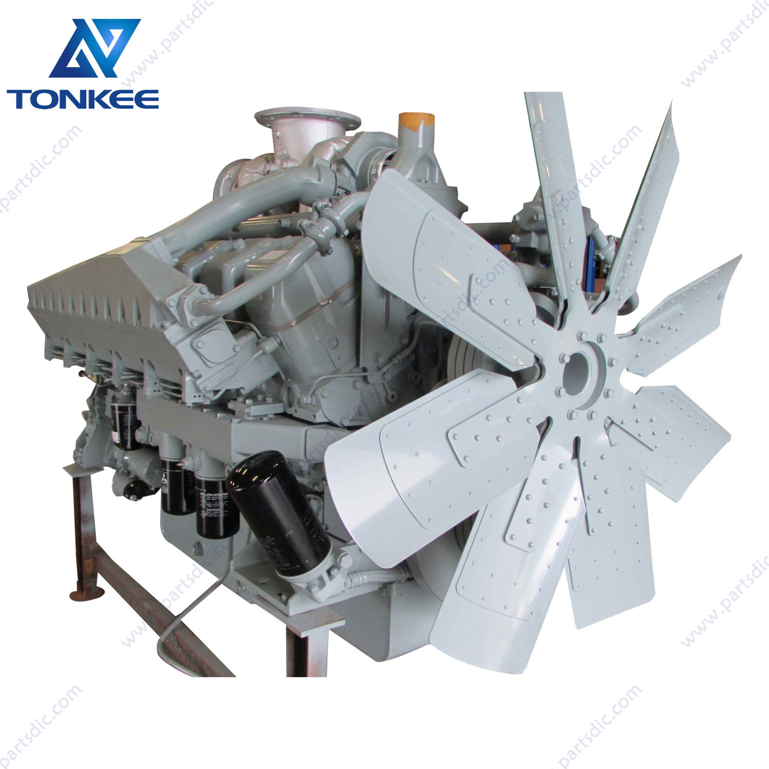 9237308 S12A2 S12A2-Y1TAA1 S12A2-PTA diesel engine assy Shovel excavator EX1900 EX1900-5 complete diesel engine assy suitable