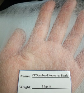 100% Polypropylene non woven fabric for nonwoven automotive interlining