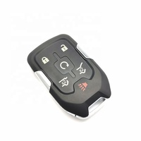 Jiashi car remote key shell for GMC Chevrolet auto full smart keyless entry klank key car key parts