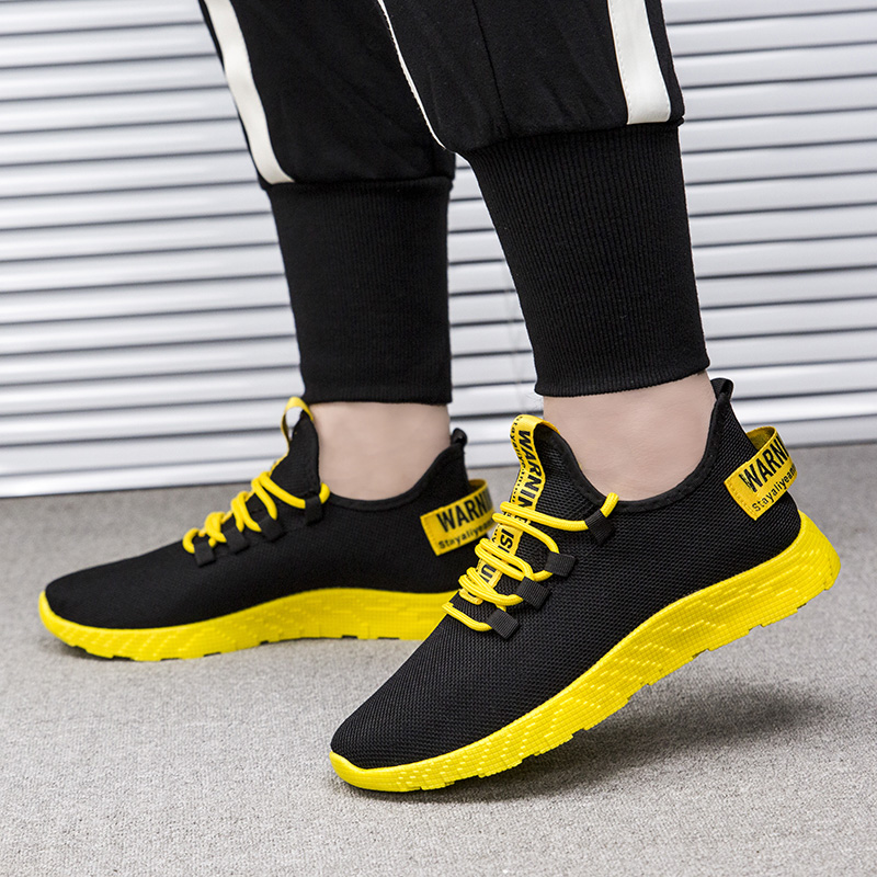 Soft Breathable Fashion Sneakers Sport Shoes For Men