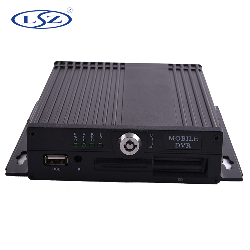 AHD <strong>4ch</strong> Mobile <strong>dvr</strong> kit full HD <strong>D1</strong> surveillance safety camera h.264 <strong>dvr</strong> for bus truck van taxi mdvr