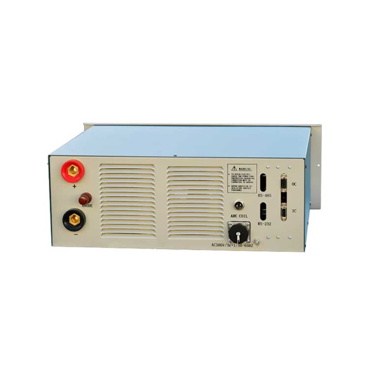 High Frequency Arc Power Supply for Various Film Coatings of Ornaments and Tools