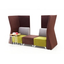 Fabric Design Lounge <strong>Furniture</strong> Seating Open space combination Sofa