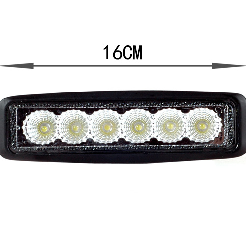 2020 new IP 67 12V 24V The factory wholesale 18W LED work light,high intensity led work light,tractor head light item <strong>P003</strong>