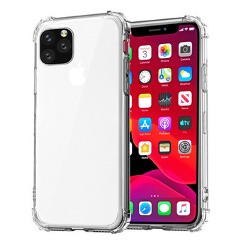For iPhone 11 Pro Case Soft TPU Shockproof Bumper Transparent Crystal Phone Cover Case For iphone 11 pro case