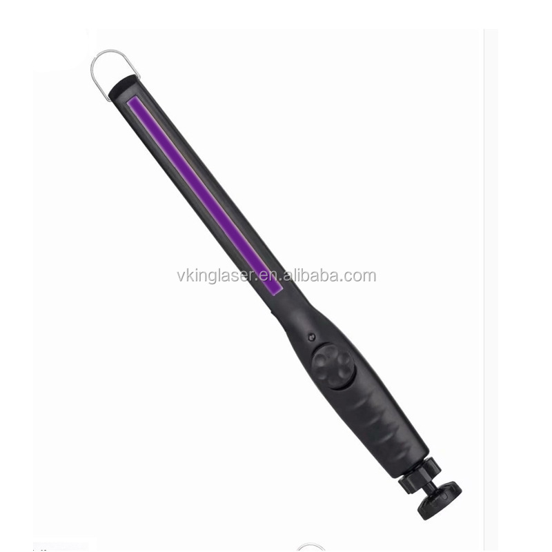 Hot <strong>sales</strong> LED UV Germicidal Lamp Portable Ultraviolet Disinfection Lamp for home office UVC lamp Stick Sterilize Kill Mite light