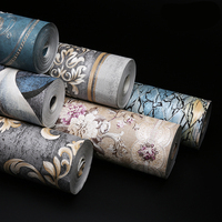 Best selling CE Certificated vinyl Wallpaper Manufacturer