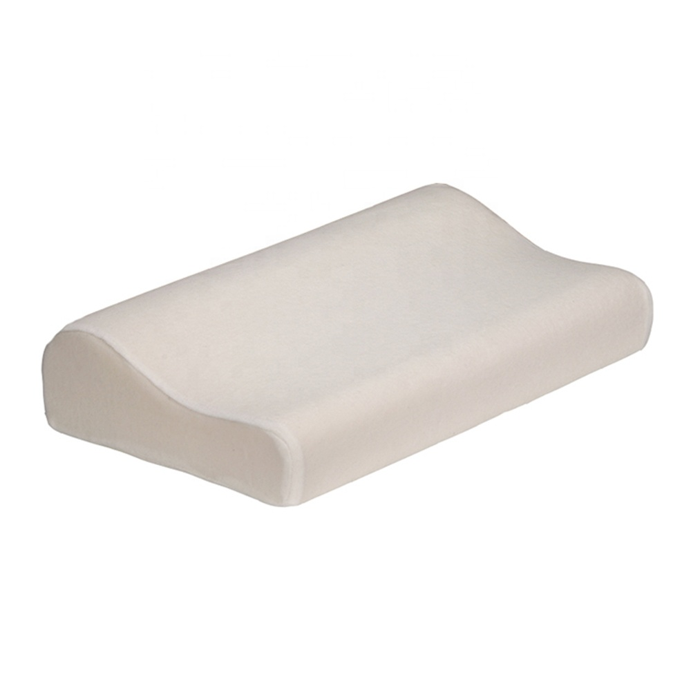 Custom Bedding Head protection Massage Outdoor Orthopedic B-shaped Memory foam Pillow