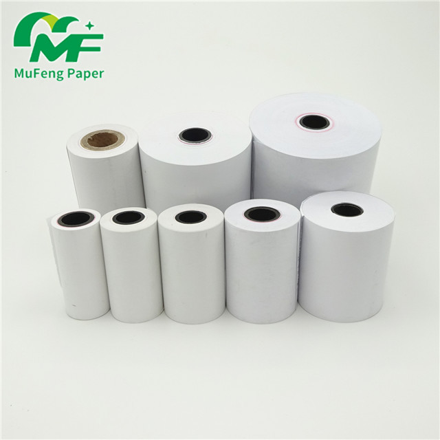 High quality Top Coated Thermal Paper Till <strong>Rolls</strong> 65gsm
