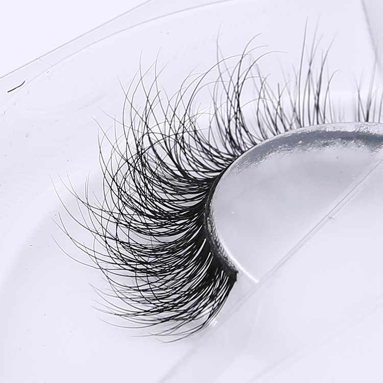 Create your own eyelash brand Cheapest price custom package 3D mink eyelashes <strong>A02</strong>