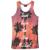 Apparel Manufacturer Design Your Own Sublimation Dropship Women Yoga Tank Top Men, China Clothing Sublimation Tank Top/