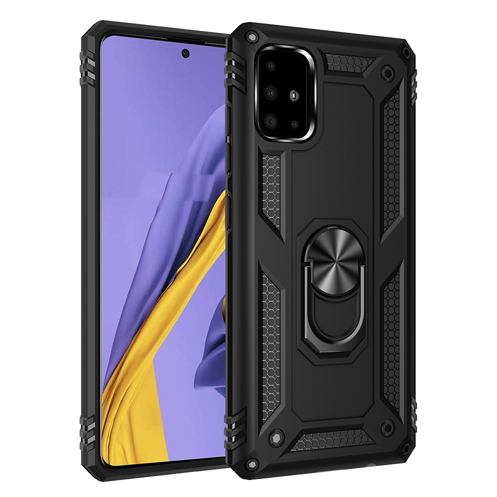 Shockproof TPU PC 2 in 1 <strong>Phone</strong> <strong>Case</strong> with 360 Rotary Ring Holder For Huawei p40 pro