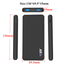 2019 Type C 18W PD power bank 10000mah mini power bank for macbook <strong>smart</strong> phone <strong>watch</strong> bracelet