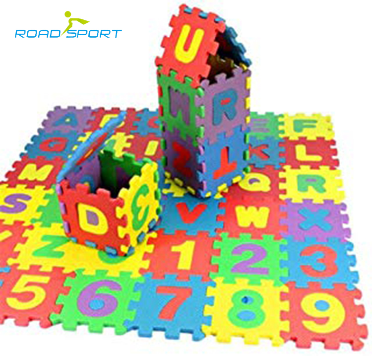 Multi-function Eva foam exercise puzzle mat OEM