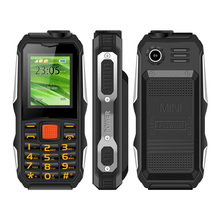JINSW S100 1.8 Inch Screen Dual SIM Card Stock <strong>Lot</strong> Rugged Cell <strong>Phone</strong>