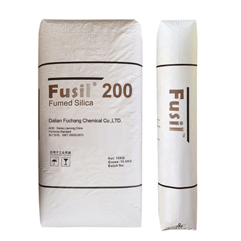 Fine Chemical Product for Nano Silica Coating Nanoparticle Size Powder/Fusil200