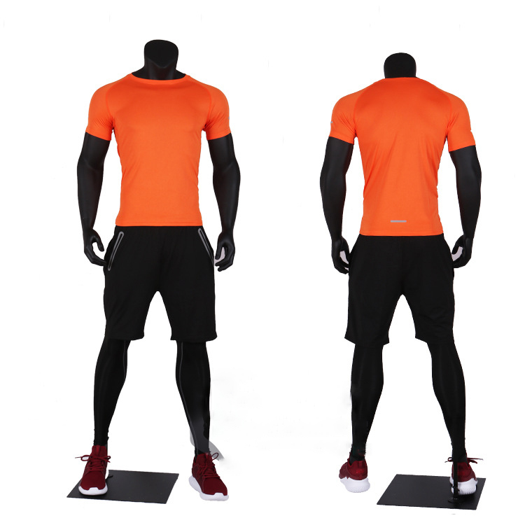 Wholesale Blank High Quality Mens Athletic Gym Wear Fitness wear