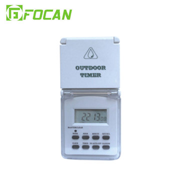 Wholesale daily mechanical timer 24 hours American standard