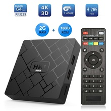 HK1 mini Android 9.0 Smart TV BOX RK3229 2G+16G Set Top Box 4K 3D H.265 Wifi media player TV <strong>Receiver</strong> play store tv box