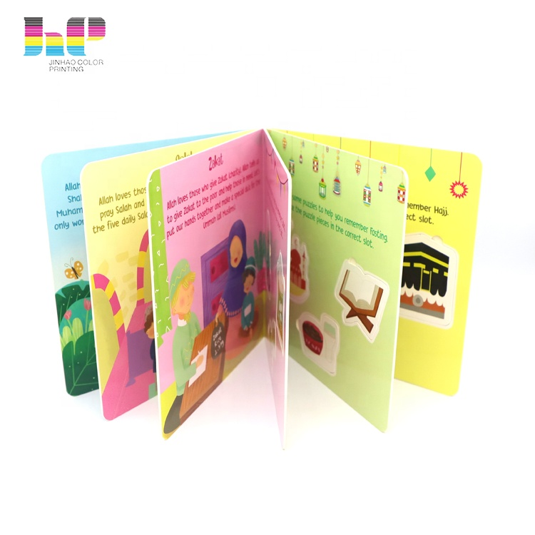 Children book printing high quality cheaper price