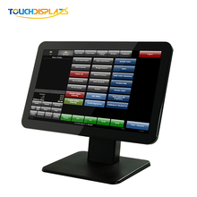 LCD 15.6-INCH J1900 4G+64G WINDOW'S WATER PROOF DUSTY PROOF SUPERMARKET POS <strong>SYSTEM</strong>