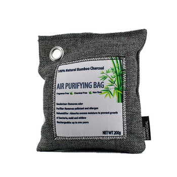 Wholesale Odor Absorb Bamboo Charcoal Deodorant Bag