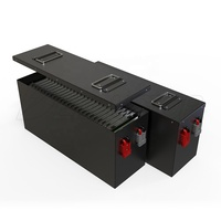 3KW 5KW Motor use EV golf cart car LiFePO4 battery pack 48v 75ah