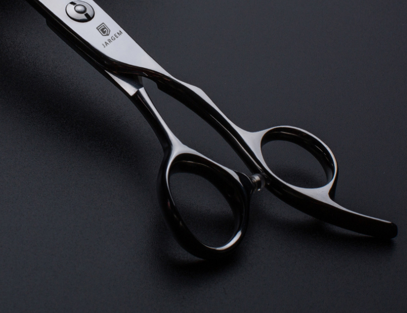 Jargem Japan VG10 thinning scissors hair scissors salon barber scissors