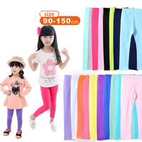 Girls Pants 2019 Warm Winter Pants for Girls Clothing Thick Cotton Leggings Kids Long Trousers