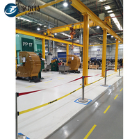 High quality firm structure new technical 5T High Up overhead Crane