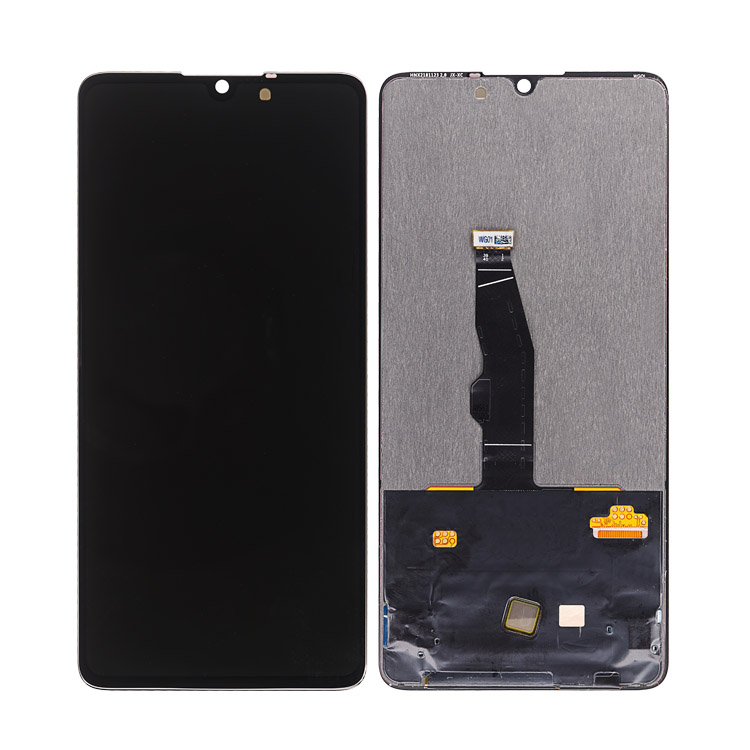 HQ original mobilephone ecran lcd display screen assembly for huawei p30 lcd