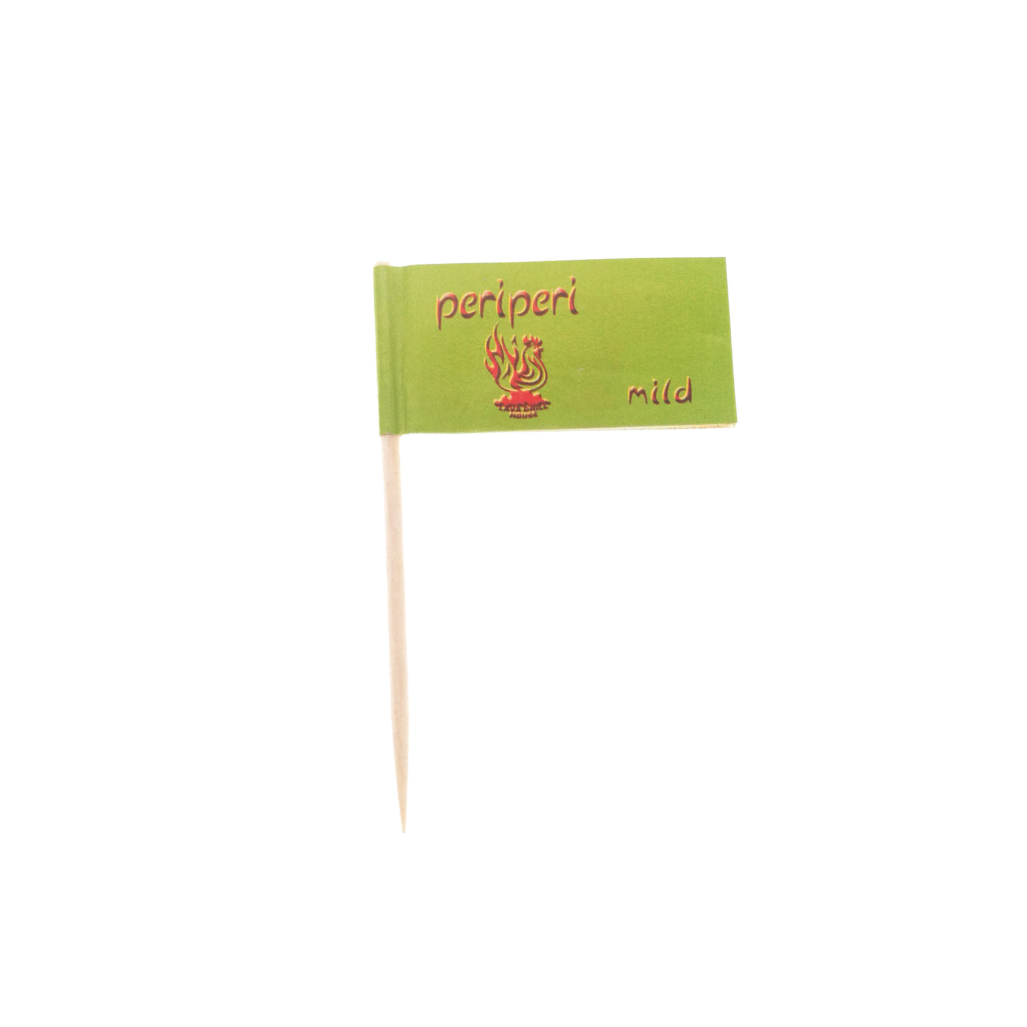 Cocktail printing custom printed toothpick flag
