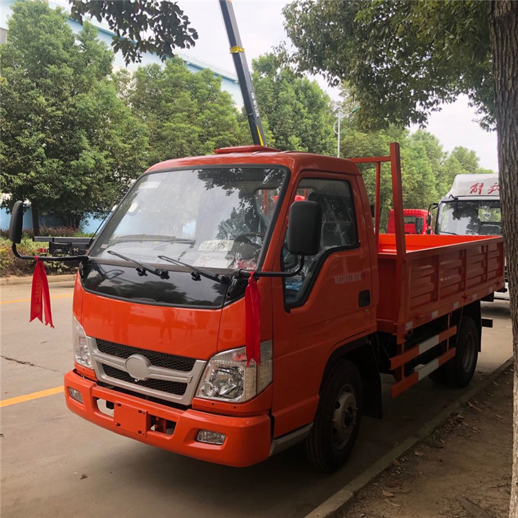 Factory Supply FOTON FORLAND LHD/RHD 4x2 Cargo Lorry <strong>Truck</strong> for Sale