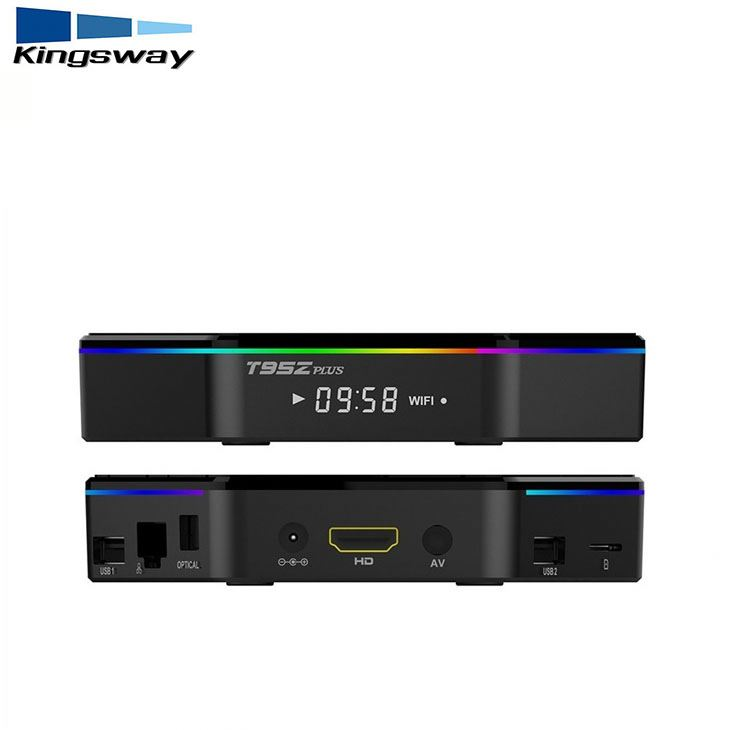 High Quality T95Z <strong>Plus</strong> 2Gb 3Gb 7.1S912 Ram 16G 32G 1000M Ethernet Android Smart Tv Box T95Z <strong>Plus</strong>