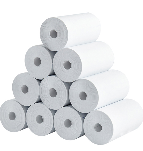80x80 thermal paper <strong>roll</strong> 15*17mm core POS cashier paper 80x70mm thermal <strong>roll</strong>