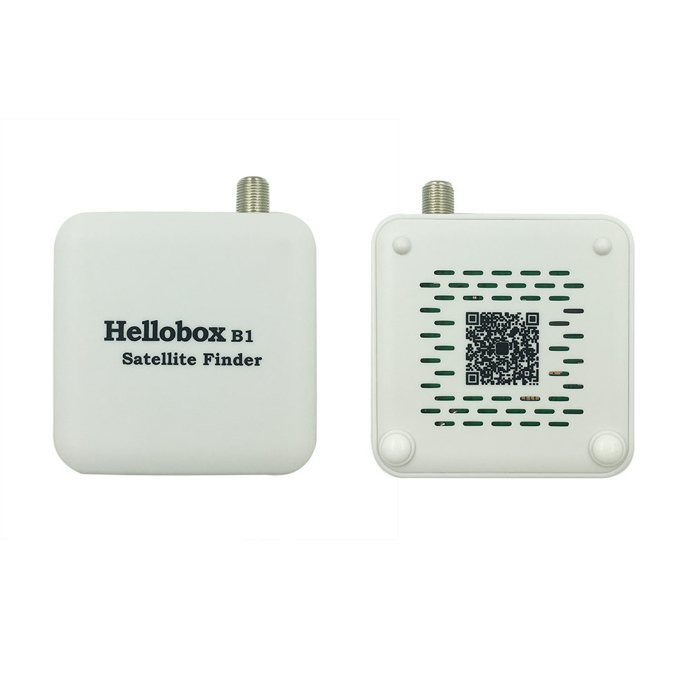 Android System <strong>Satellite</strong> Meter Bluetooth <strong>Satellite</strong> Finder Meter Hellobox B1 <strong>Satellite</strong> Finder