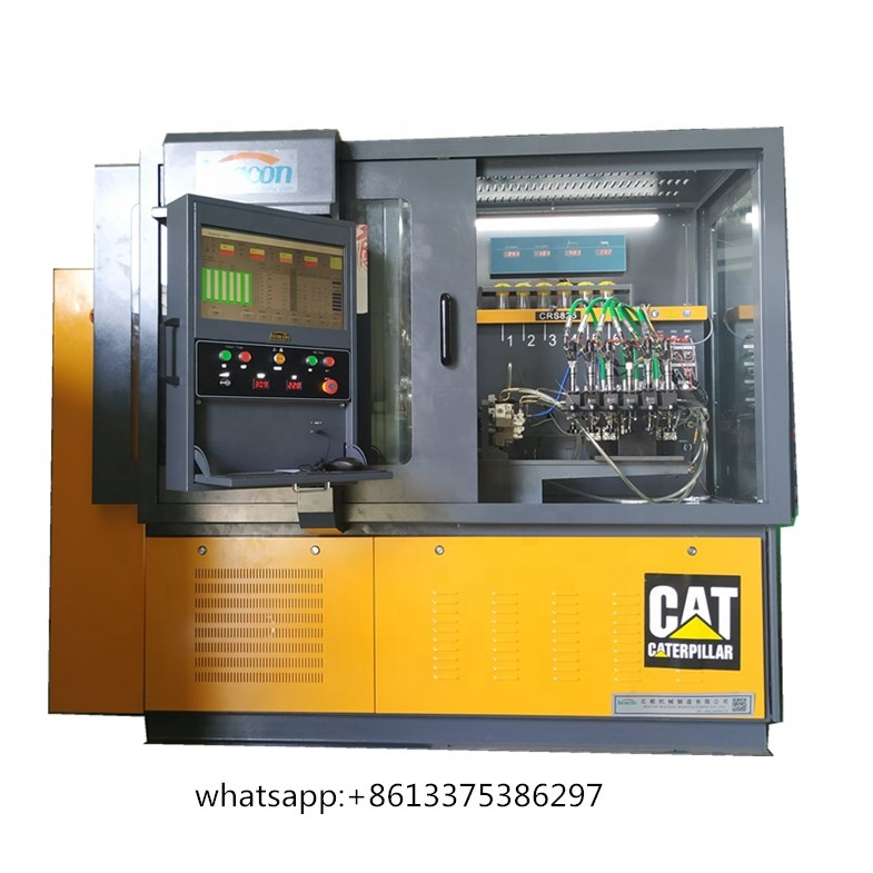 Shandong beacon test stand BC-CR825 Multifunctional common rail diesel fuel injection pump test bench