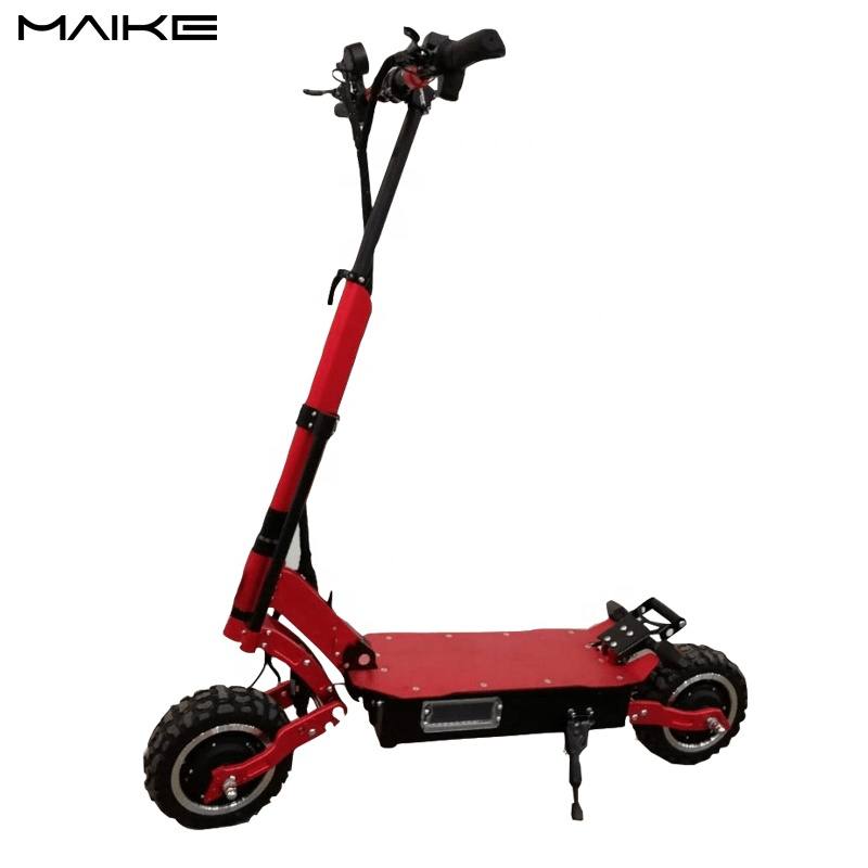 Maike best buy MAIKE KK10S New arrival 5000W dual motor off road motorcycle <strong>electric</strong> scooter for adult
